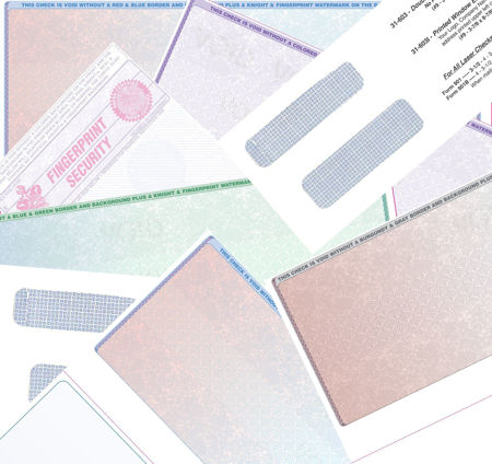 Picture for category Laser Checks and Forms